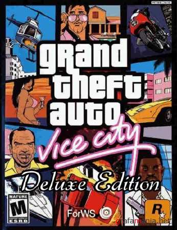 GTAVC Deluxe (2005/RUS/PC/RePack by EGOREA1999)