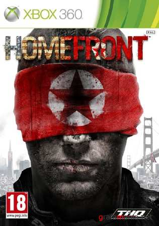 Homefront (2011/RUSSOUND/RF/XBOX360)