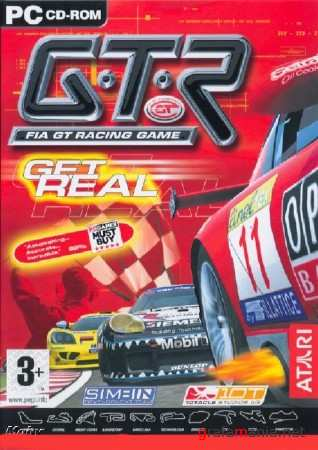 GTR: FIA GT Racing Game (2007/ENG/Релиз by Kissme1)