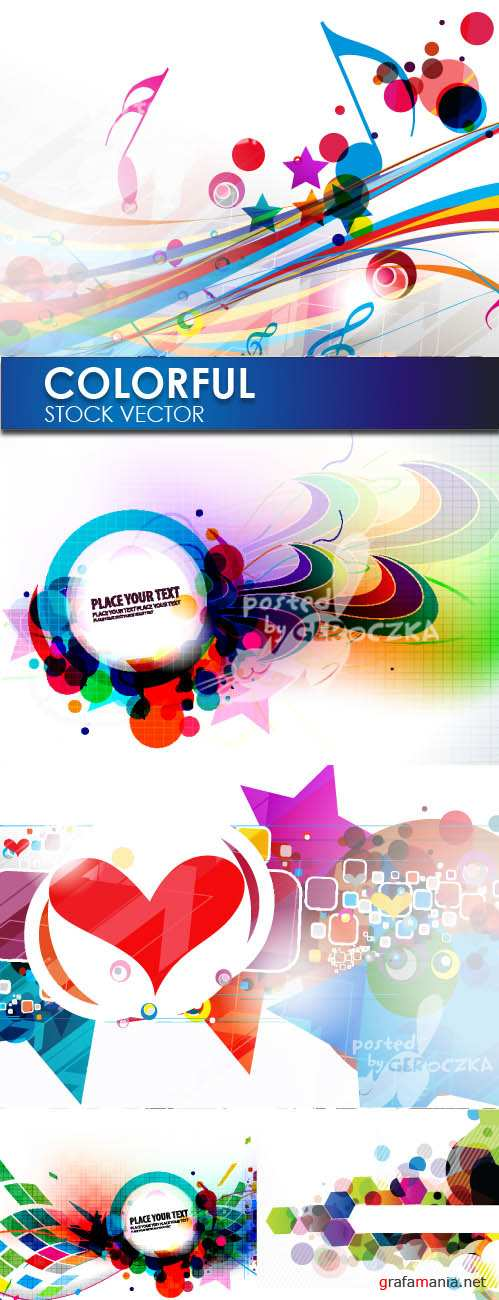 COLORFUL BACKGROUNDS 8