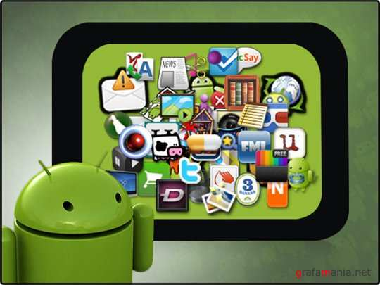 Android Apps and Games Pack (01 - 03 - 2011)