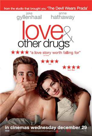 Любовь и другие лекарства / Love and Other Drugs (2010) MP4 / 3GP