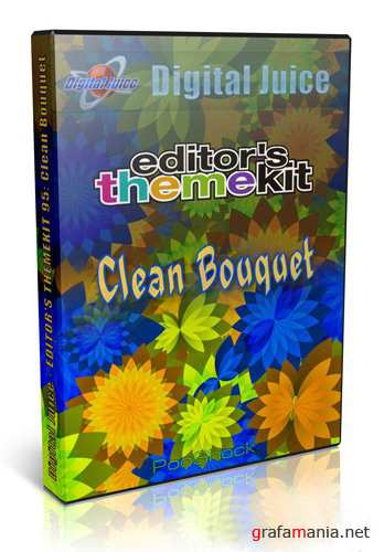 Digital Juice - EDITOR'S THEMEKIT 95: Clean Bouquet