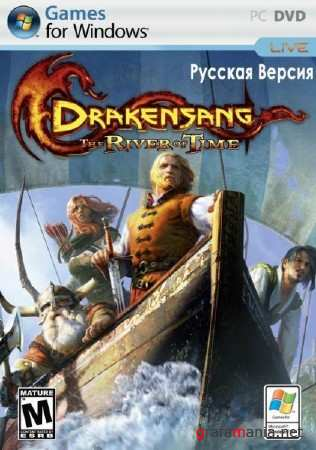 Drakensang: Река времени / Drakensang: The River Of Time (2010/RUS/RePack by Spieler)