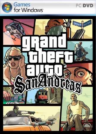 Grand Theft Auto: San Andreas - Sunny Mod 2.1 (2011/PC/Lossless/RePack R.G Packers )