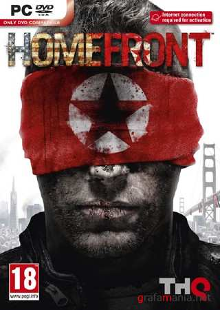 Homefront [Upd.1] (2011/RUS/ENG/RIP by R.G. ReCoding)