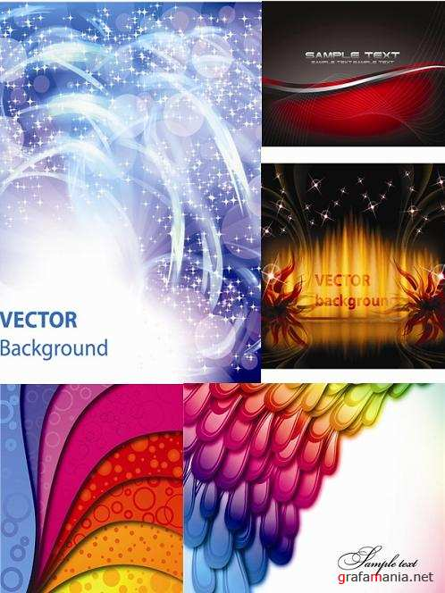 Backgrounds Abstract Mix
