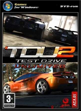 Test Drive Unlimited 2 [Upd4] (2011/RUS/ENG/RePack by R.G.Catalyst)