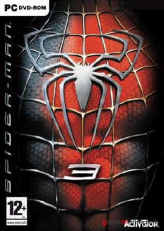 Spider Man 3: The Game (2007/ENG/RIP by Team JPN)