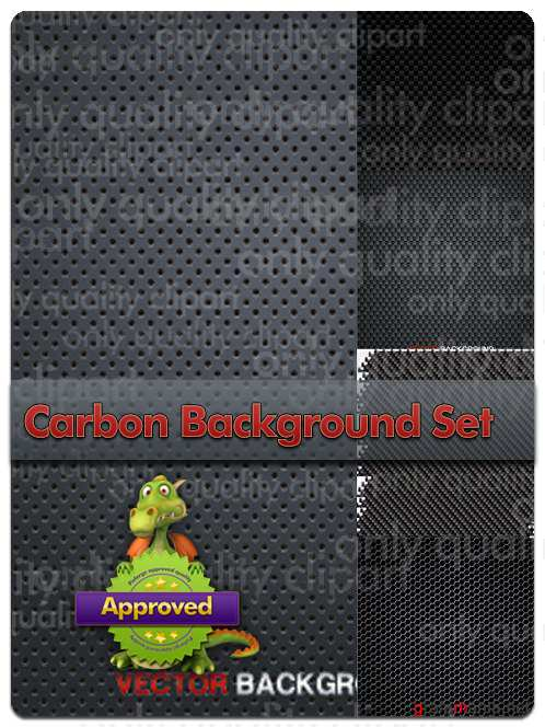 Carbon Background Set