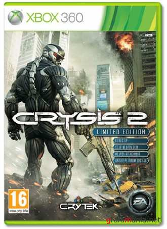 Crysis 2: Limited Edition (2011/PAL/RUSSOUND/XBOX360)