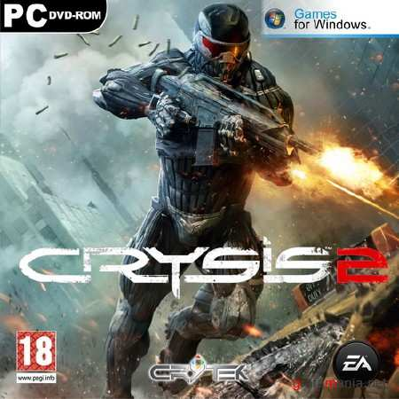 Crysis 2 (2011/RUS/ENG/RePack by Urban)