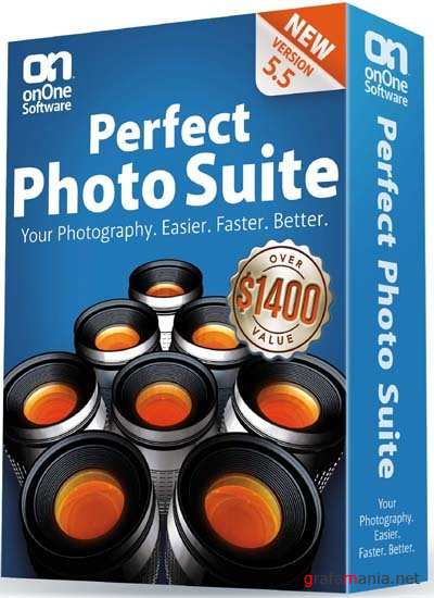 onOne Perfect Photo Suite 5.5.1 for MacOSX