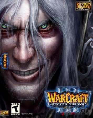 WarCraft3: The Frozen Throne (2003/RUS/PC/RePack R.G.akaSEGA)