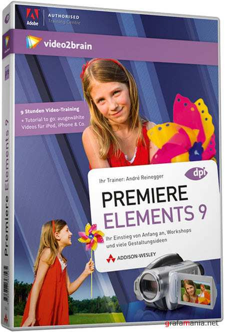 Premiere Elements 9 German New