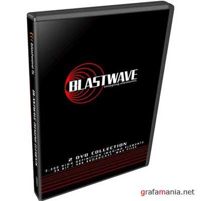 Blastwave Imaging Elements Sound Effects Library New Updated