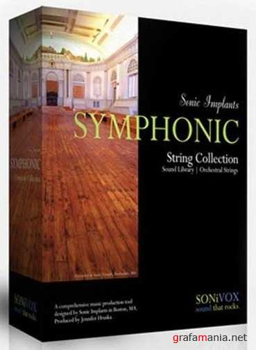 SONiVOX Sonic Implants Symphonic Strings Collection KONTAKT New Updated