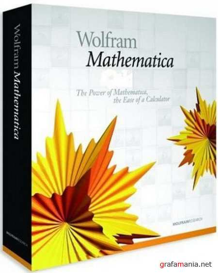 Wolfram Research Mathematica 8.0.0.0 & Portable (2011/ENG) New Updated
