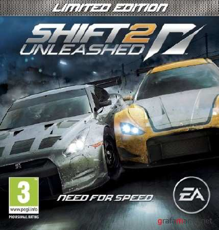 Need For Speed. Shift 2 Unleashed (2011/RUS/ENG/RePack by Fenixx)