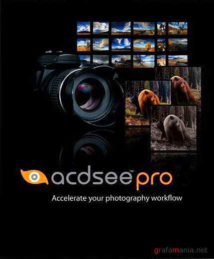 ACDSee Pro 4 build 198 Rus Repack by Loginvovchyk