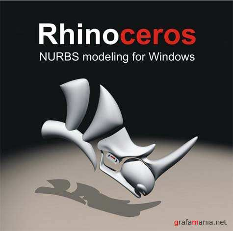 Rhinoceros 4 SR8 & Plu-gins 2011 New Updated Soft
