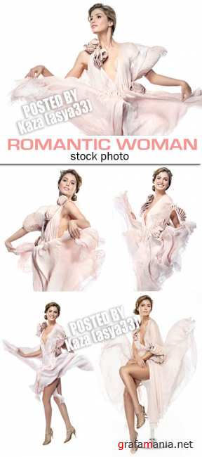 Romantic woman