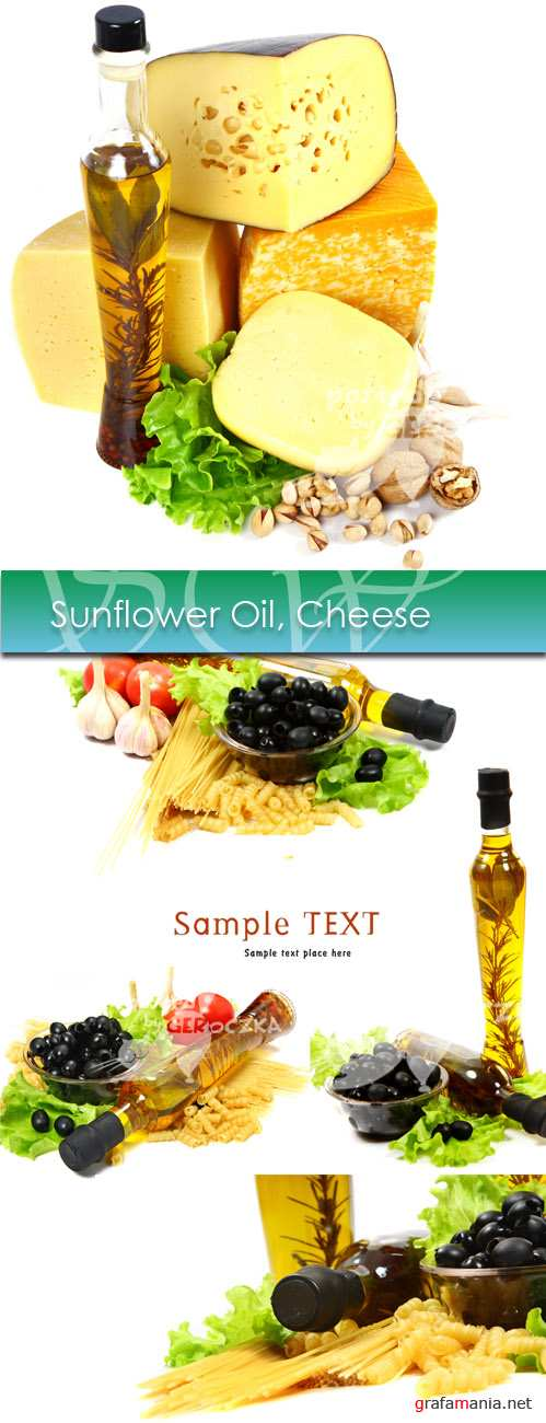 Sunflower Oil, Cheese