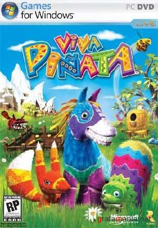 Viva Pinata (2007/RUS/PC/RePack by azaq3)