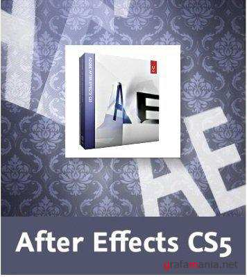 Adobe After Effects CS5 Final DVD *ISO* – Includes Template, Fonts, Visual Effects (2011)New Updated