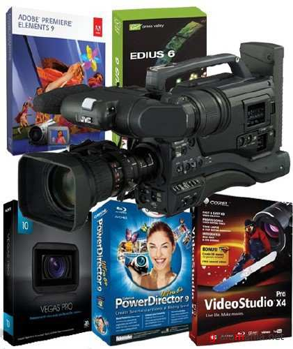 Portable Collection Video Editors [2011] New Updated