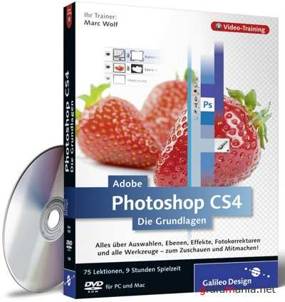 Galileo Design: Adobe Photoshop CS4 - The Basics