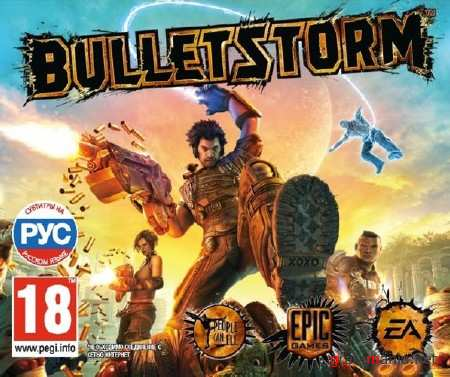 Bulletstorm (2011/ENG/RePack by TPTB)