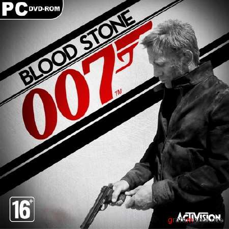 James Bond 007 - Blood Stone (2010/РУС/PC/Repack by MOP030B)