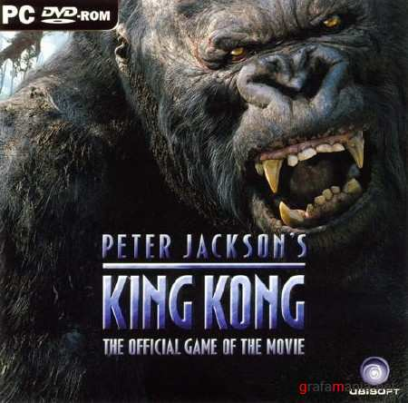 Peter Jackson's King Kong: The Official Game of the Movie (2005/Multi10/Eng/RePack от R.G. Repacker)