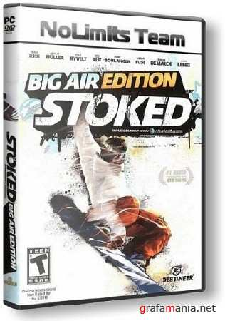 Stoked: Big Air Edition (2011/ENG/Repack �� R.G. NoLimits-Team GameS)