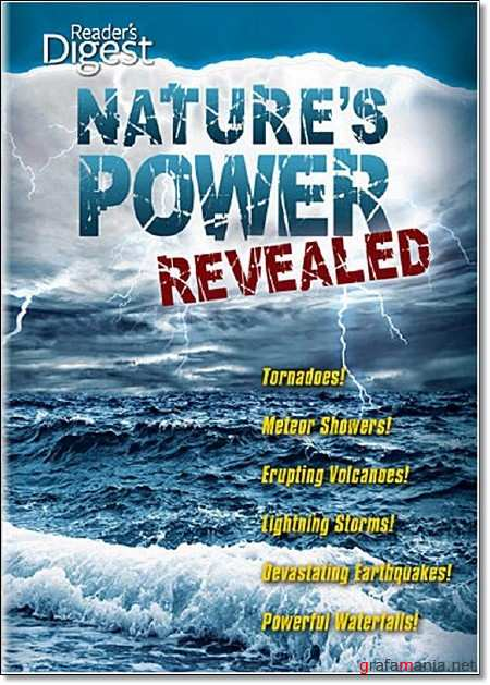 ��������� ������ - ��������� ������ ����� / Nature's Power Revealed (2010) SATRip