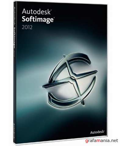 AUTODESK SOFTIMAGE V2012 WIN32-ISO