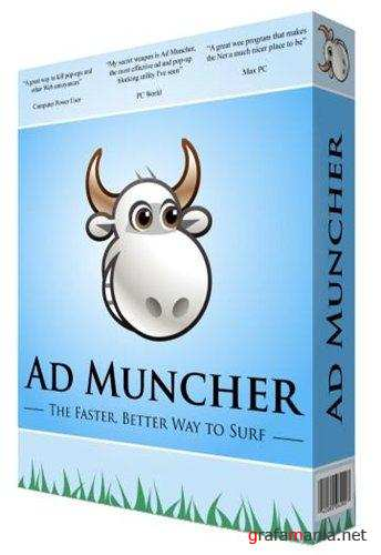 Ad Muncher v 4.91 Build 32562 (with Portable & Cracked Files) + AdvOR v 0.2.0.9