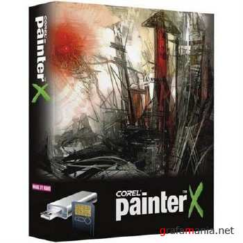 Corel Painter v 10.0.046