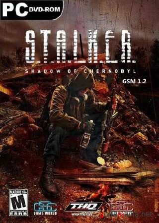 S.T.A.L.K.E.R. Shadow Of Chernobyl - GSM 1.2 (2011/RUS/RePack by SeregA Lus)
