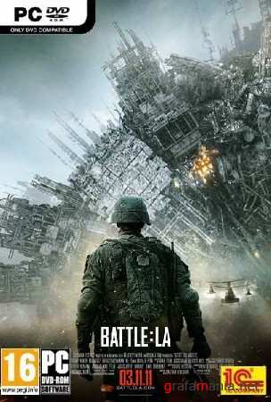 Battle: Los Angeles - The Video Game (2011/ENG/RePack by Devil666)