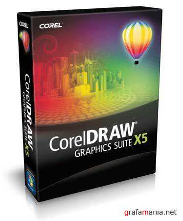 CorelDRAW Graphics Suite X5 15.20.661 Retail DVD9 Extras MULTiLANGUAGE