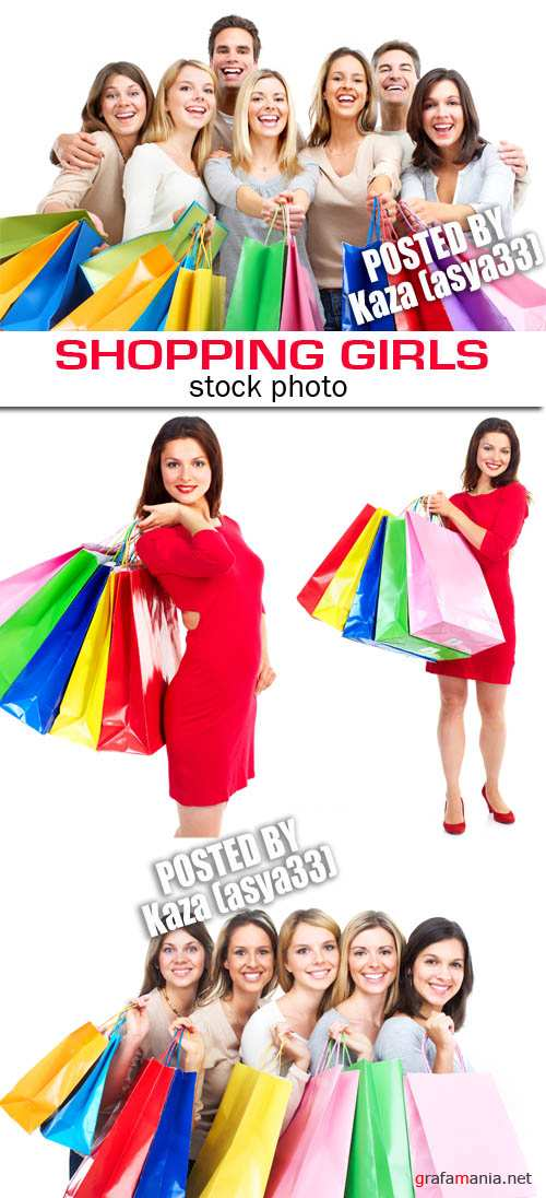Shopping girls 2