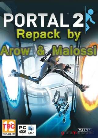 Portal 2 (2011/РУССКИЙ/РеПАК by Arow & Malossi)