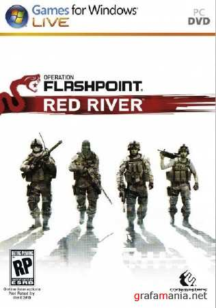 Operation Flashpoint: Red River (2011/АНГЛ/РеПАК by v1nt)