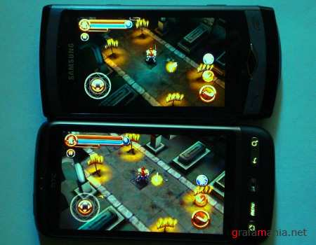 "Android игра ""Dungeon Hunter""  / Gameloft (2011)"