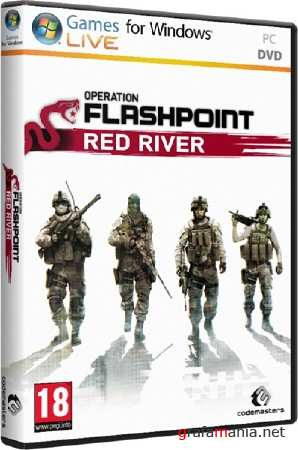 Operation Flashpoint: Red River (2011/����/Lossless/RePack by -=Hooli G@n=-)