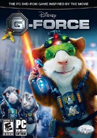 Миссия Дарвина / G-Force (2009/RUS/RePack by White)