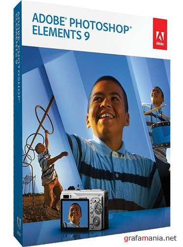Adobe Photoshop Elements 9.0.3 MacOSX (2011/MULTILANG)