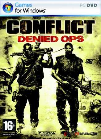 �������� ��������� �������� / Conflict Denied Ops (2008/���/Lossless/����� by -=Hooli G@n=-)